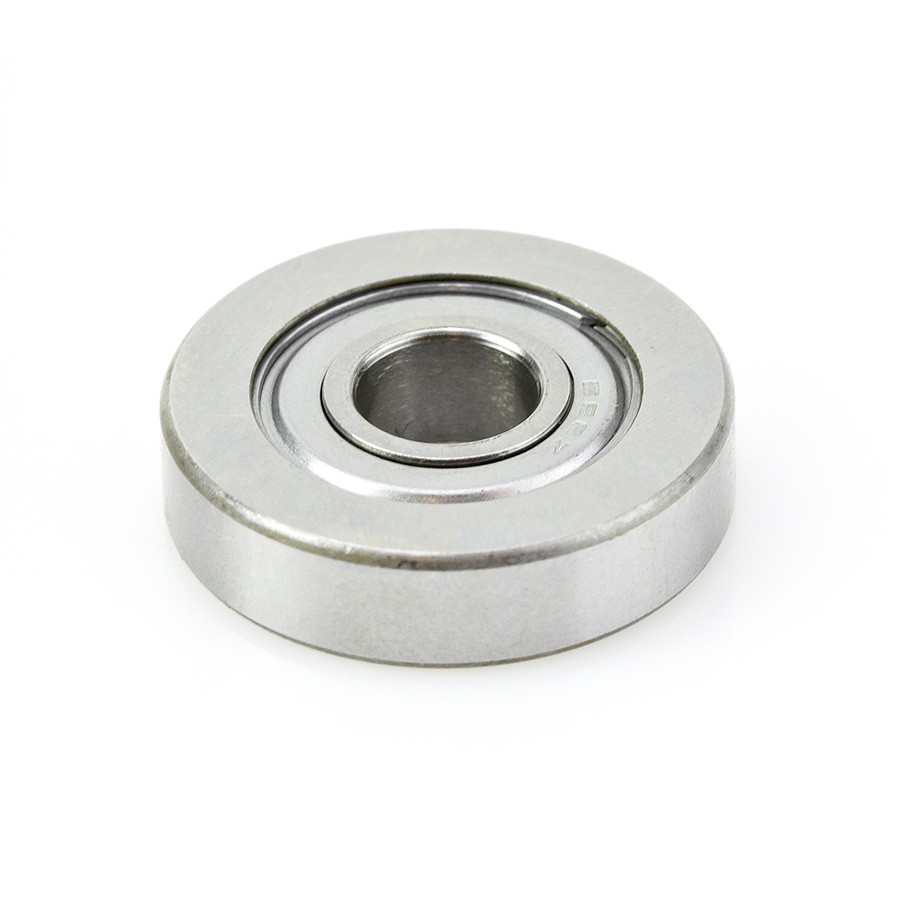47770 Metric Steel Ball Bearing Guide 1 Overall Dia x 8mm Inner Dia x 1/4 Height