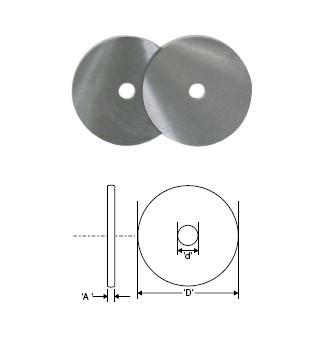 STF-4 Stabilizers/Stiffeners 5/8 Inch Dia x .098 Inch Thick