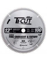 Ti-Cut™ Fine Crosscut & Cutoff Saw Blades