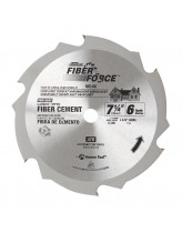 FiberForce™ - Fiber Cement Board Cutting Saw Blades