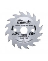 Floor King Carbide Tipped Saw Blade Comparable to Crain 788, Designed for Toe-Kick 795 Saw