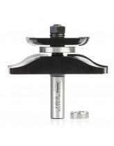 Ogee Raised Panel Router Bit w/ Back Cutter