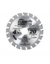 Floor King Carbide Tipped Saw Blade Comparable to Roberts 10-42, Designed for Jamb/Undercut 10-40 & 21600 Saws