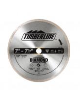 Continuous Rim Diamond Blades