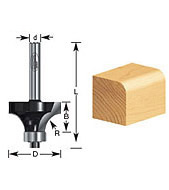 Carbide Tipped Router Bits